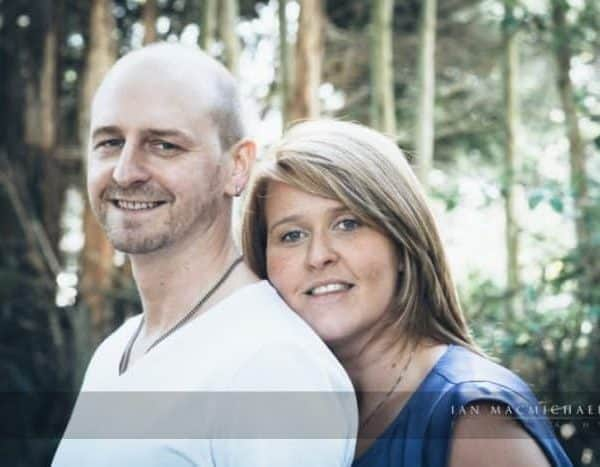 Vicky and Rich's pre wedding shoot..
