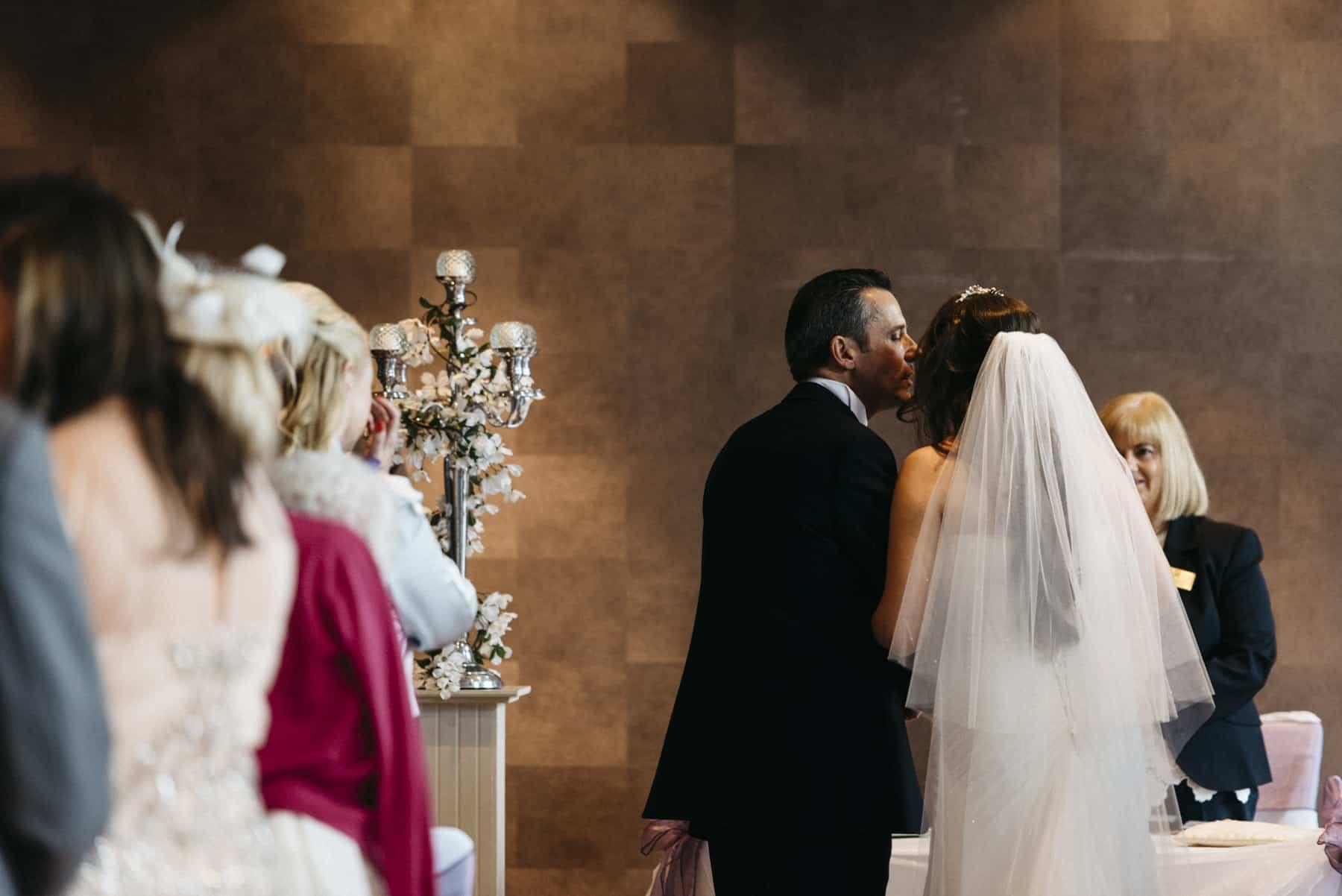 Malmaison Hotel Liverpool wedding photography