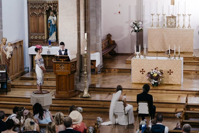 the prayers for the couple