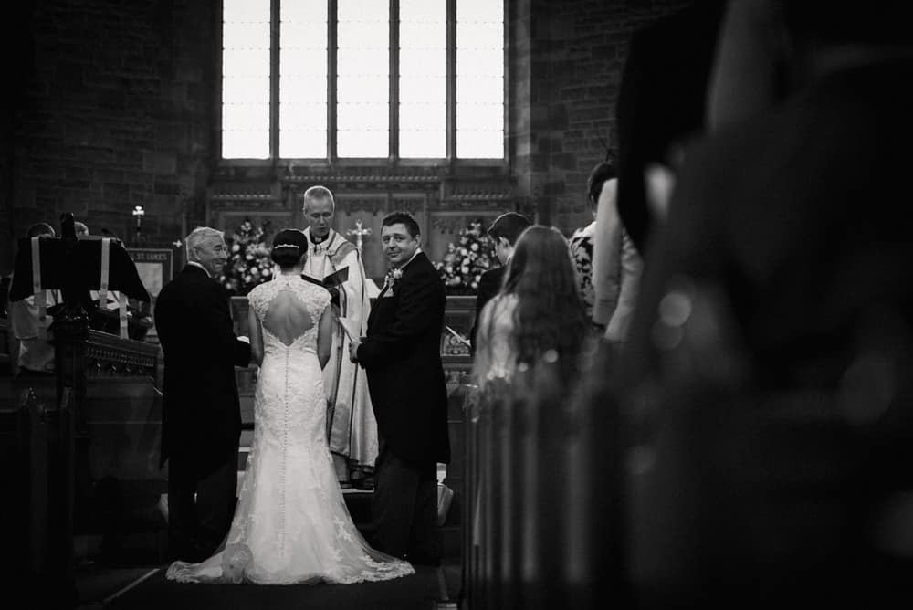 Wedding photography Liverpool at West Tower wedding venue