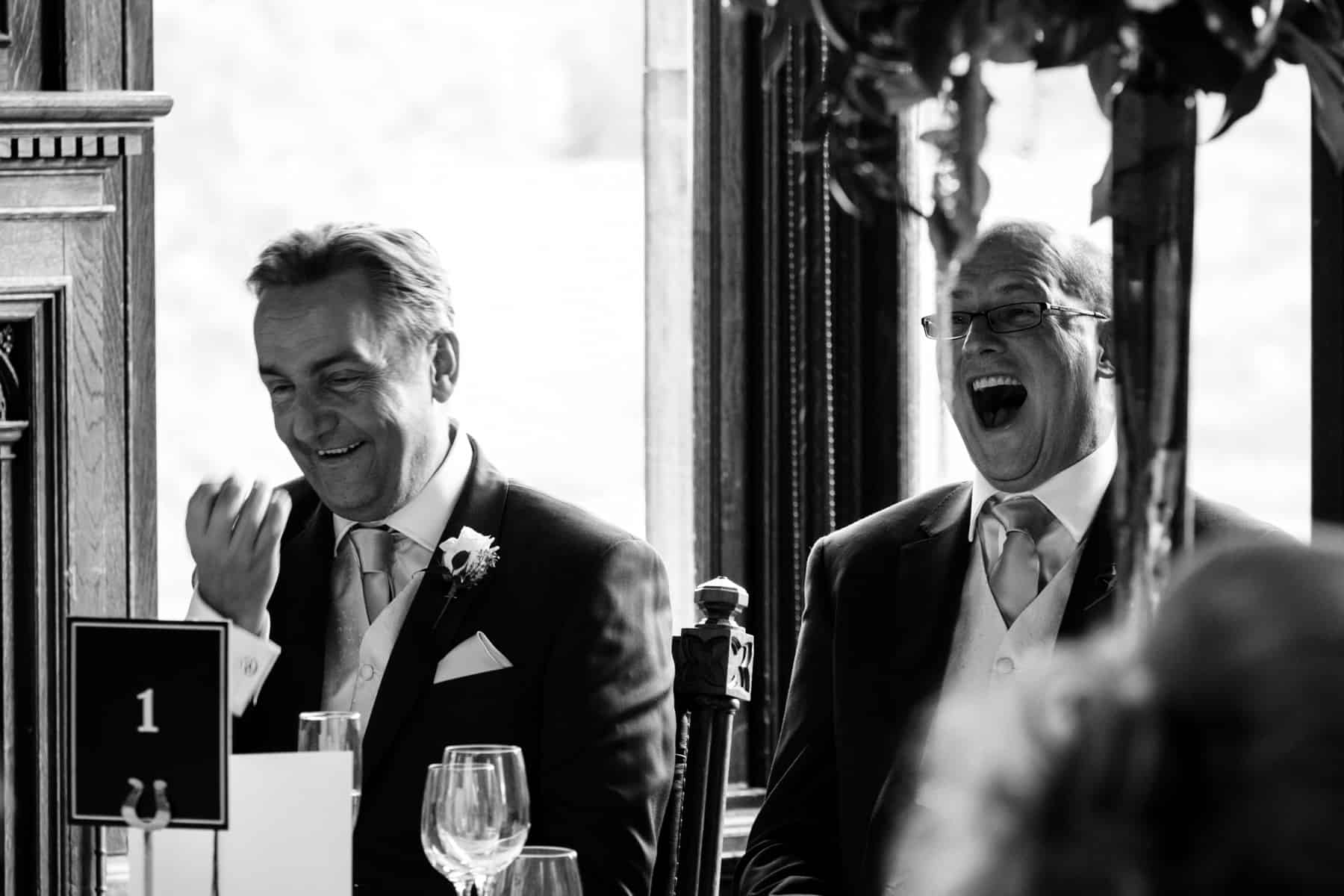 wedding photography best man speech laughter (1 of 1)