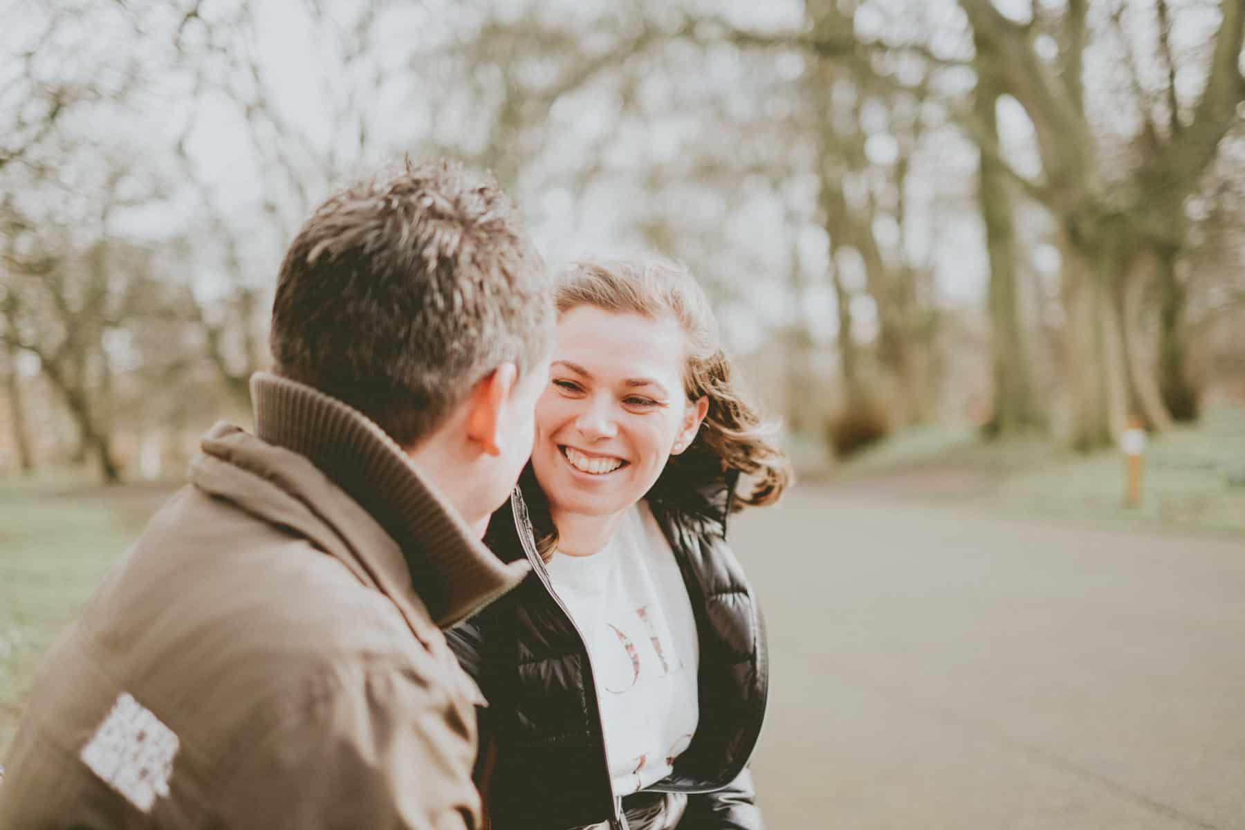 sefton park liverpool pre wedding portraits