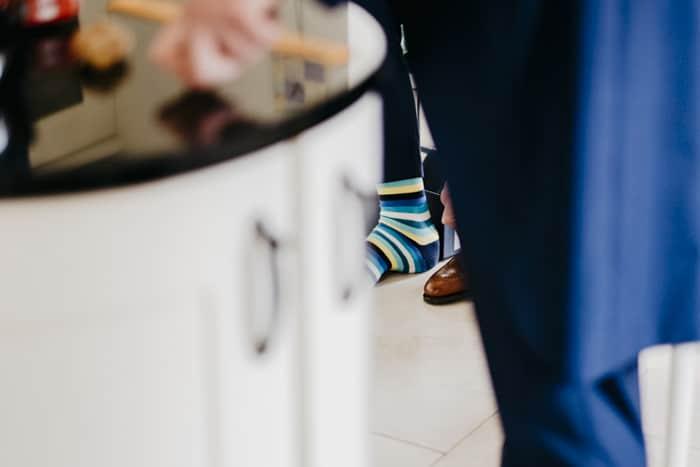 best man's socks