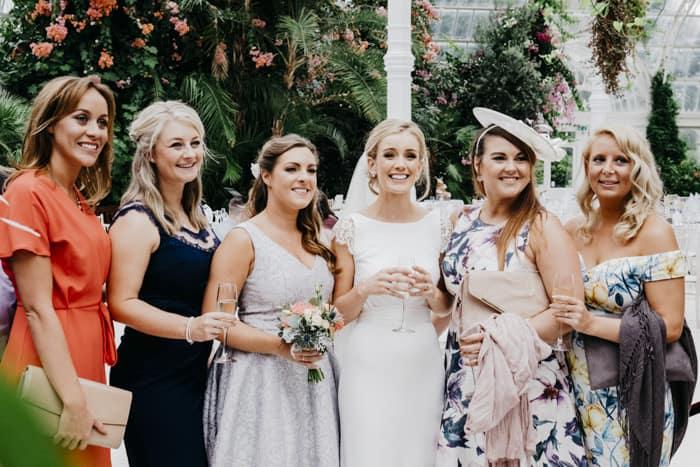 Palm house wedding photographer