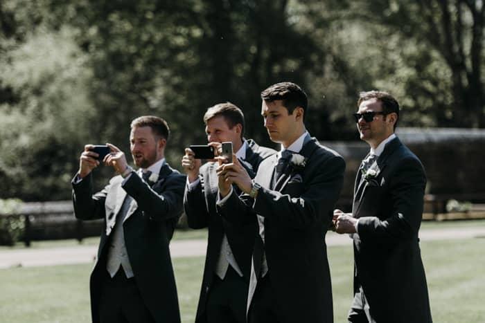 grooms men photographers