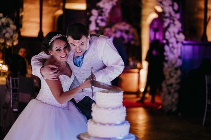 Peckforton Castle wedding photography