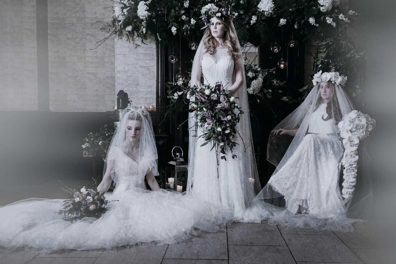 bridal Trinity concept