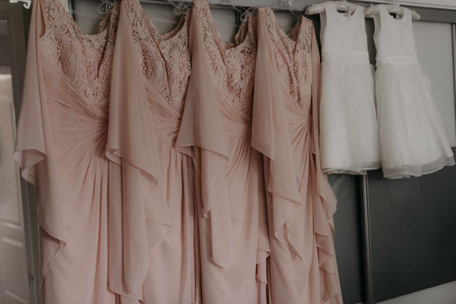 bridesmais dresses