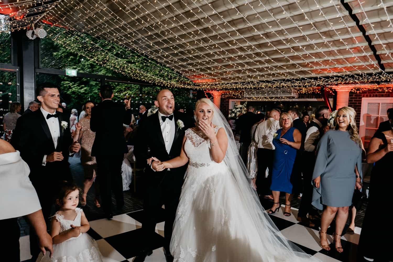 Delamere Manor wedding photography