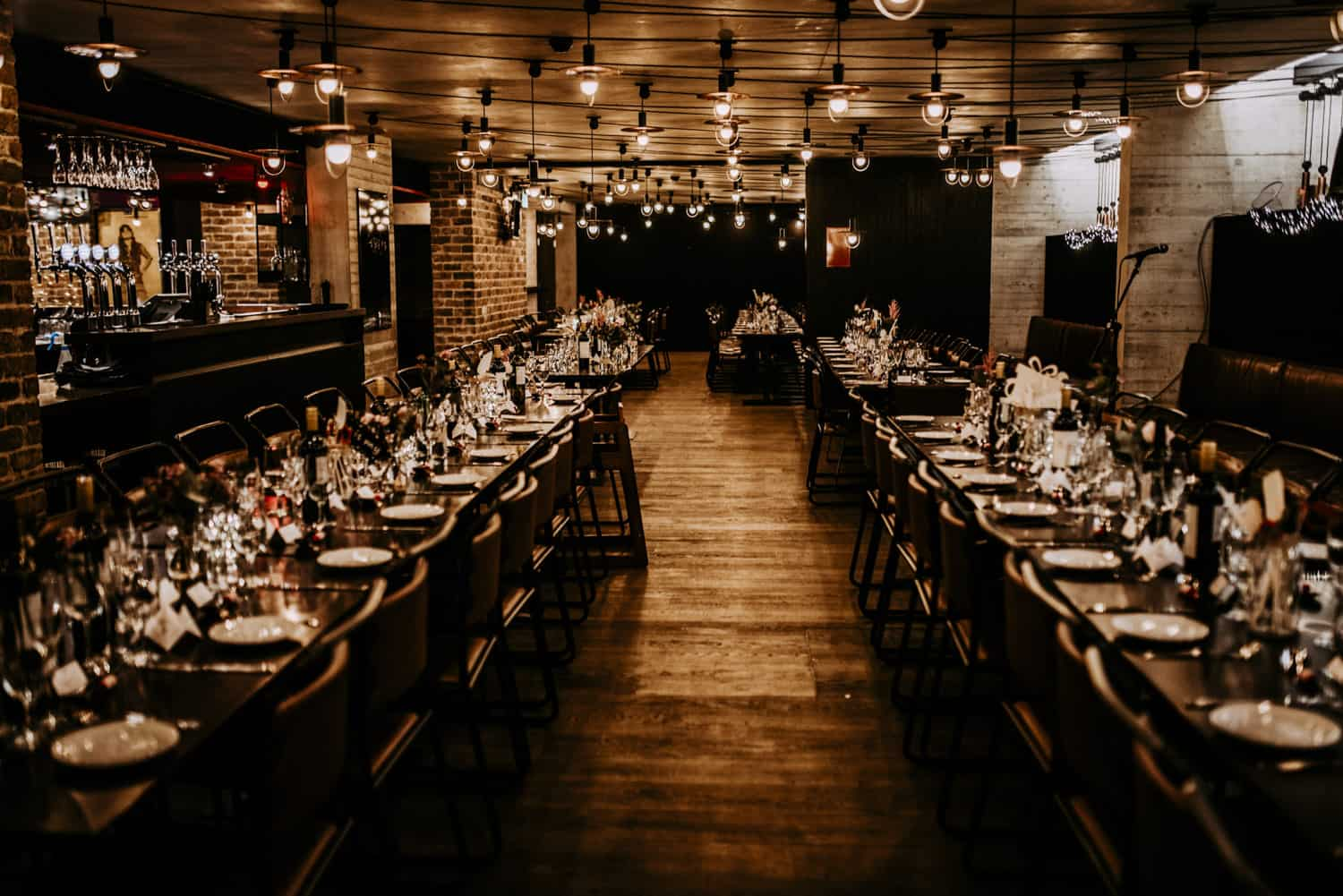 everyman theatre wedding reception