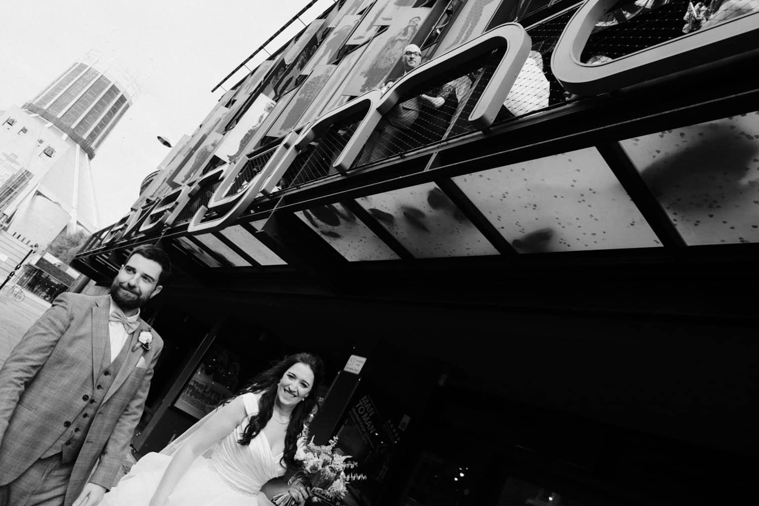 everyman theatre liverpool wedding photography