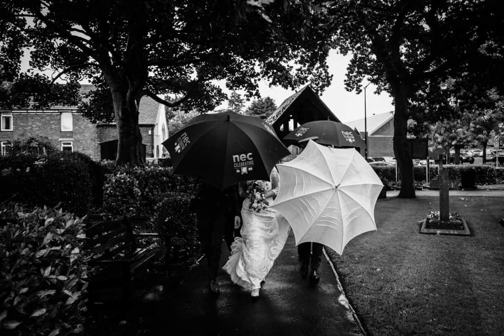 Natural wedding photography in Lancashire